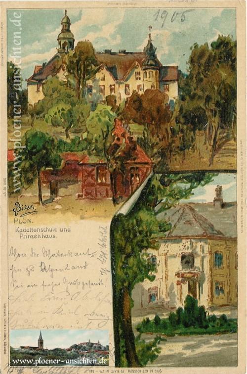 Kadettenschule und Prinzenhaus