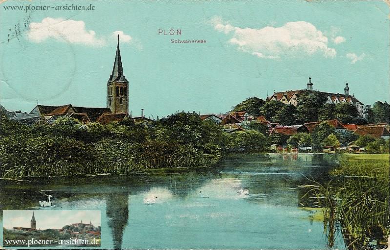 Partie am Plöner Schwanensee