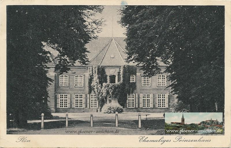 Ehemaliges Prinzenhaus