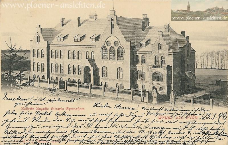Kaiserin Auguste Victoria Gymnasium