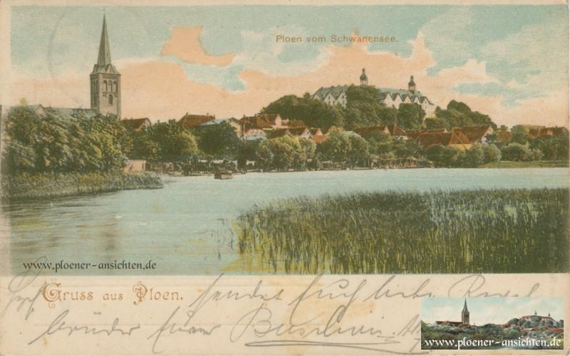 Ploen vom Schwanensee 1903