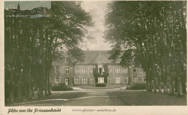 Plön am See - Prinzenhaus