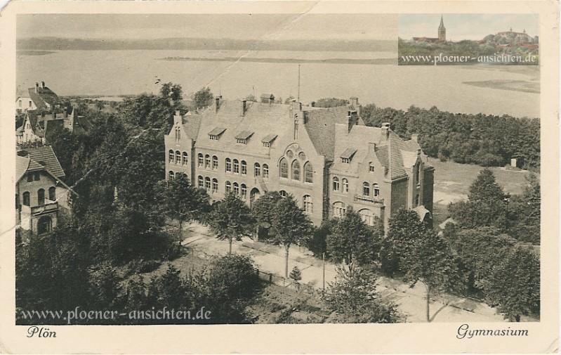Plöner Gymnasium (noch ohne Anbau)