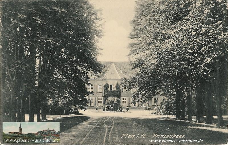 Plön i. H. Prinzenhaus