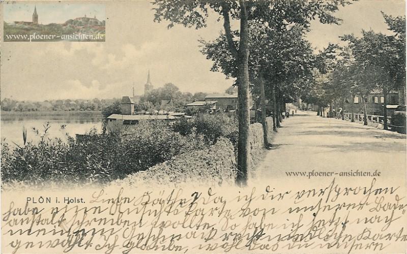 Plön in Holstein - Eutiner Straße
