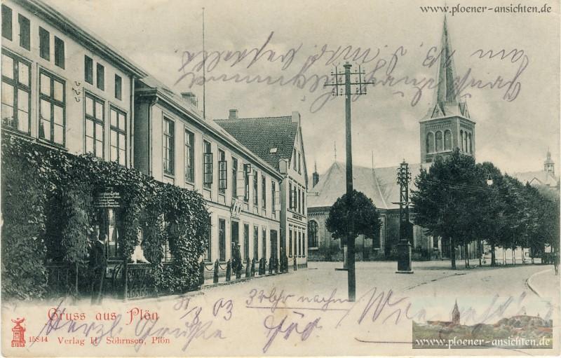 Plöner Marktplatz