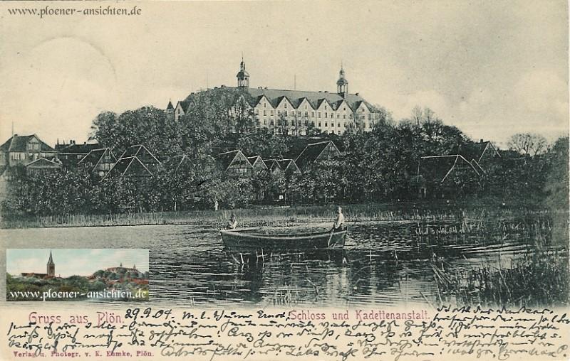 Schloss und Kadettenschule