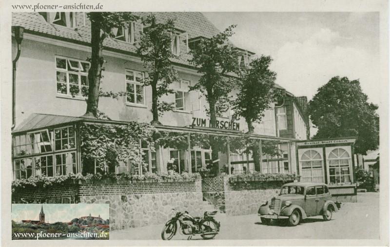 Hotel Zum Hirschen in Plön