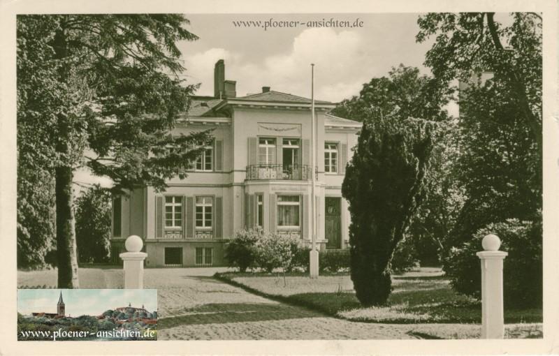 Mutterkur und Säuglingsheim Elli Heuss Knapp in Plön