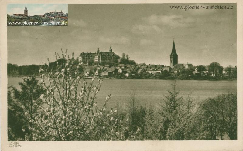 Stadtansicht Plön 1930