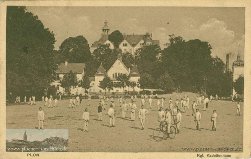 Plön - Königliches Kadettenhaus