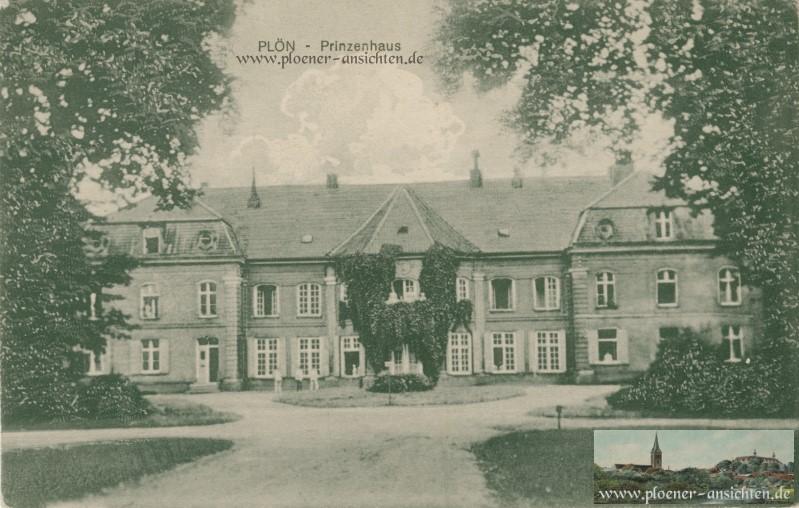 Plön Prinzenhaus