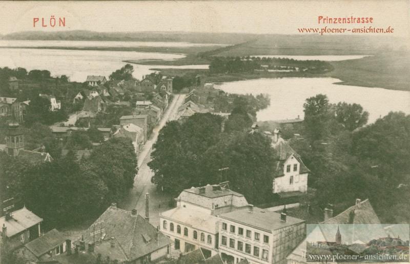 Plön - Prinzenstrasse Johannisstrasse