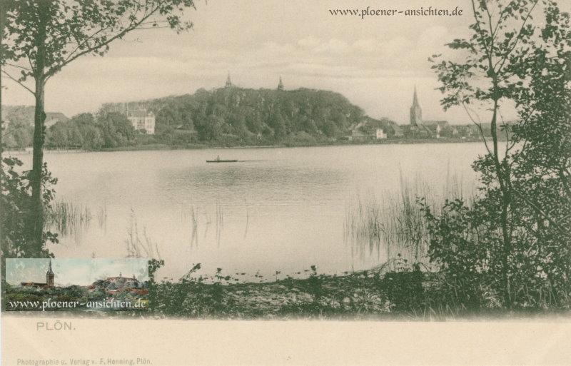 Plön - Schloss, Kirche, Kommandeursvilla