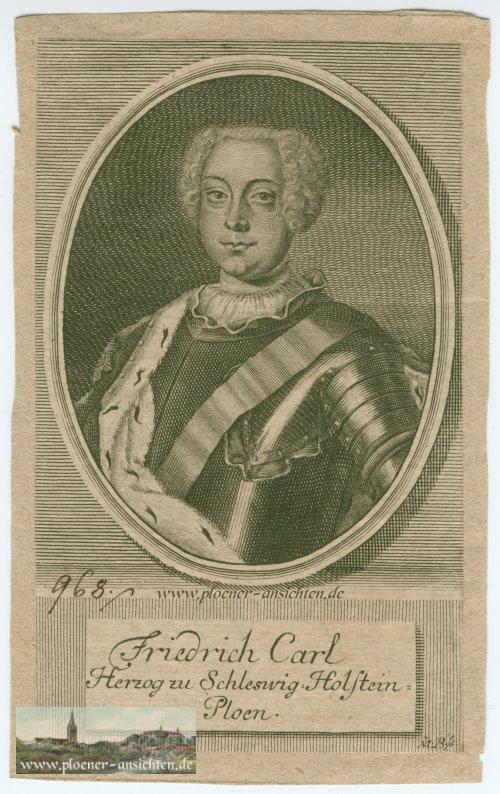 Friedrich Carl Herzog zu Schleswig Holstein Ploen