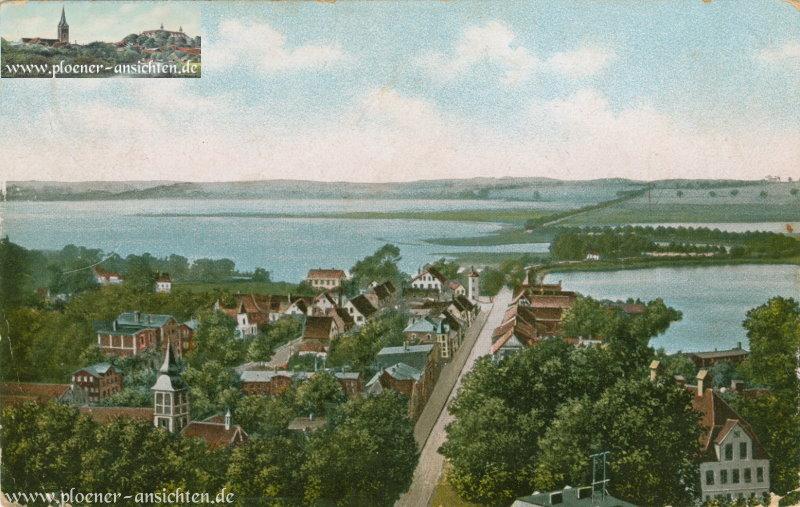 Plön - Johannisstrasse 1914
