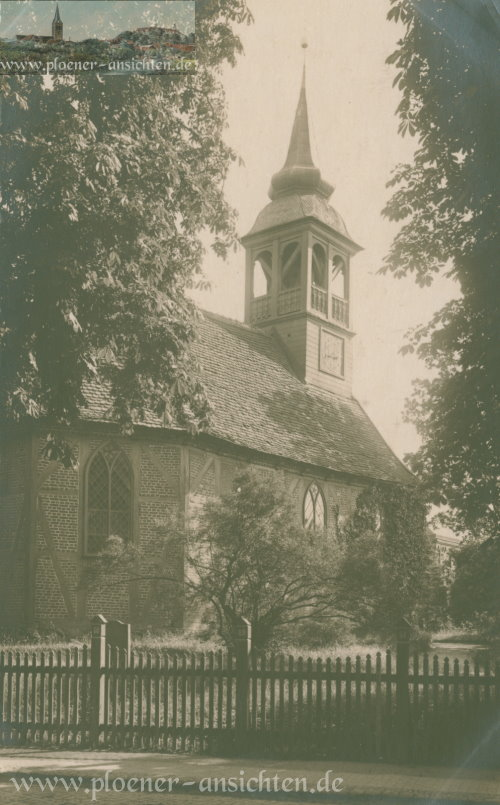 Johanniskirche in Plön