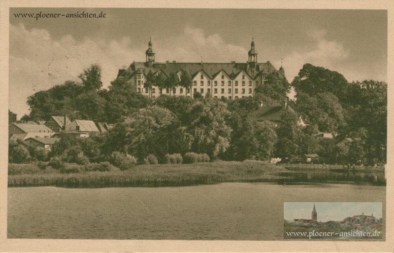 Plön Schloß 1923