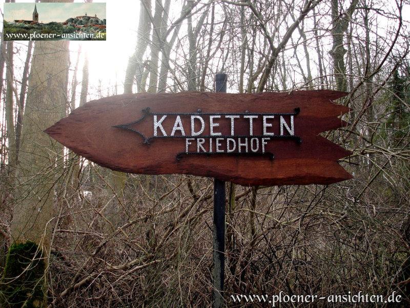 Kadettenfriedhof in Plön - 1