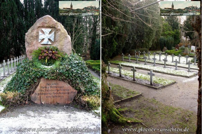 Kadettenfriedhof in Plön - 3