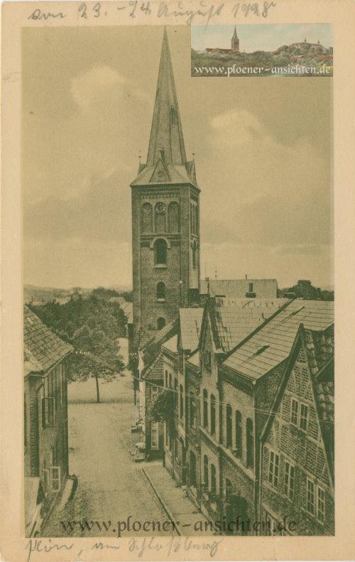 Am Schlossberg, Plön - Plöner Landschaftsbilder - 1928
