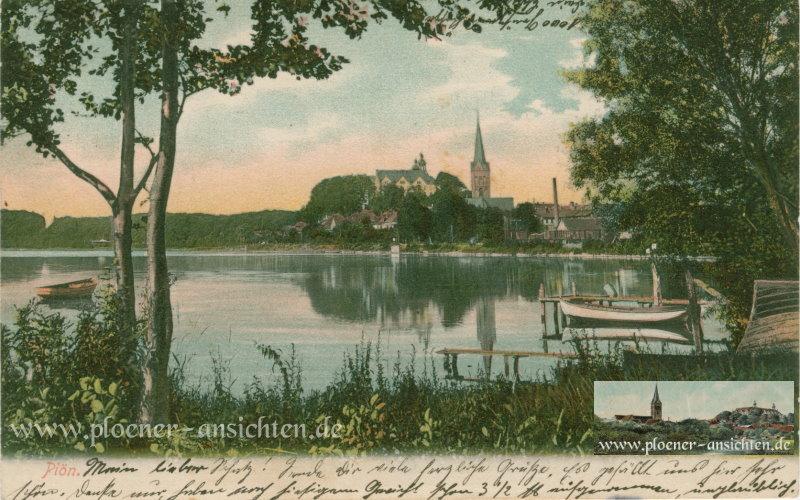 Plön - Seeidylle - 1905