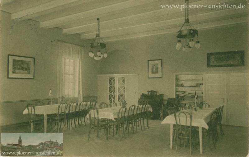 Johanniter-Hospital in Plön - Innenraum